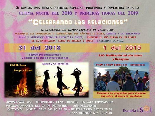 Celebrando Las Relaciones Del 2018 Al 2019 Escuela Del Sol