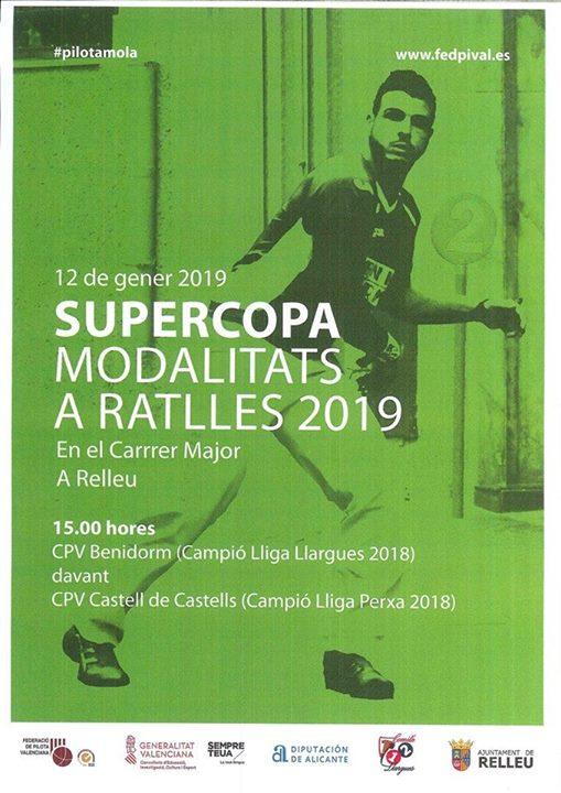 Supercopa modalidad a ratlles 2019 en relleu relleu 12 - Copity alicante ...