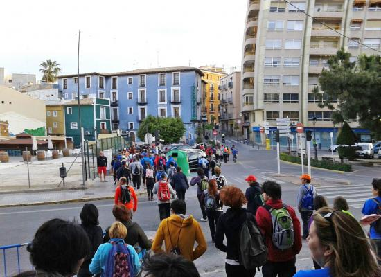 Camino de Santiago vilero