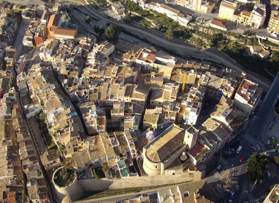 Ruta Conjunto Histórico de Villajoyosa