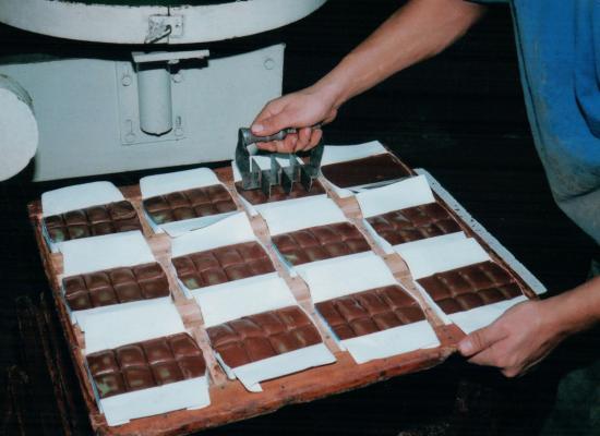 Ruta Industrias del Chocolate y del Turrón