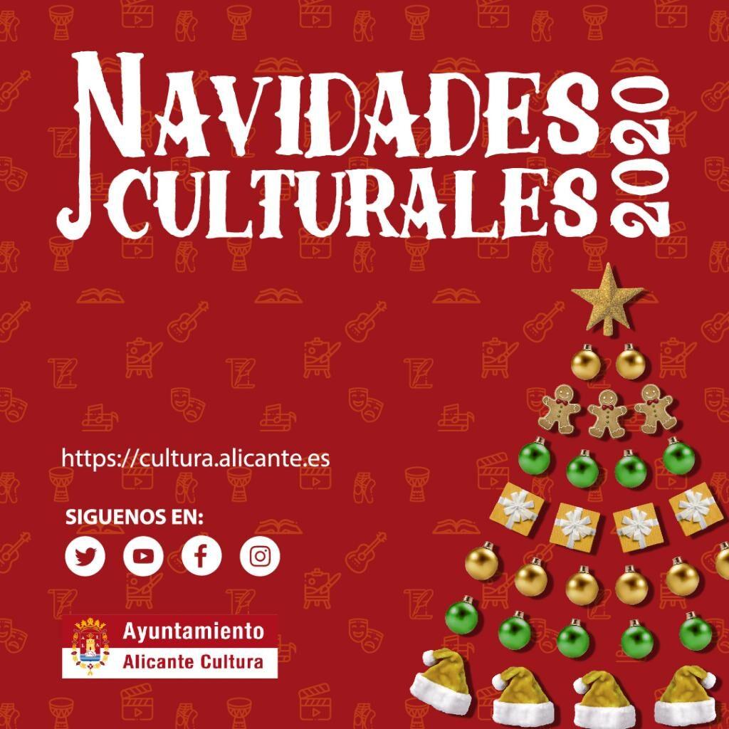 Navidades Culturales Alicante 2020